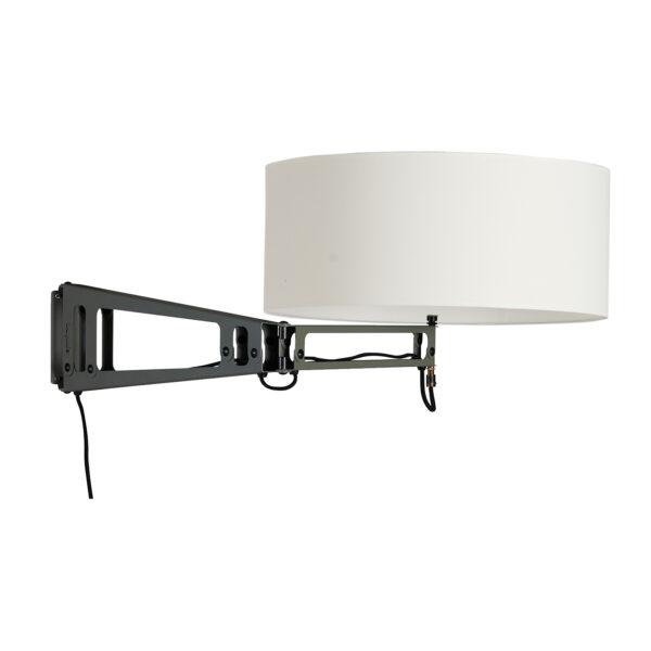 Wall lamp June white