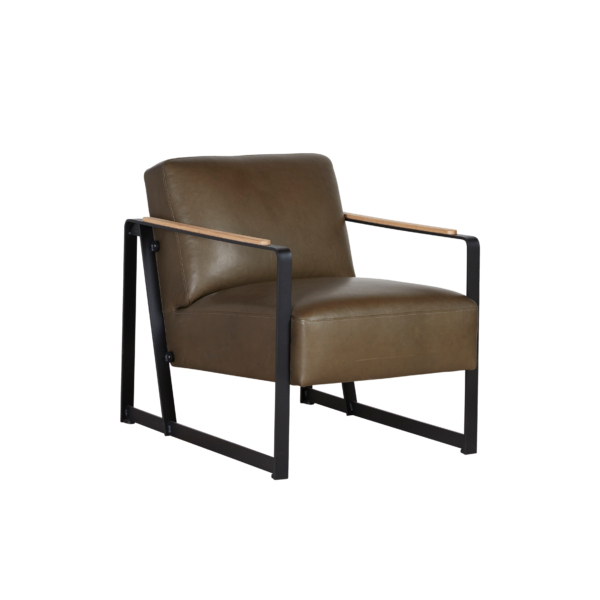 Fauteuil Nox Leather