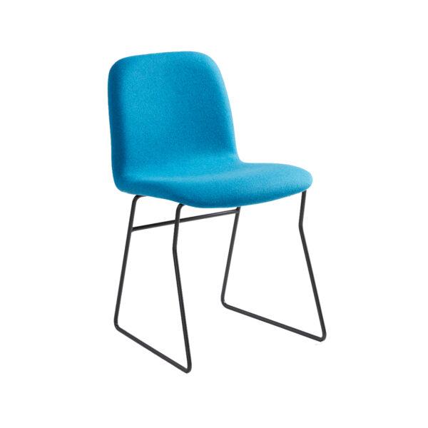 Chair Quin Facet azure 144