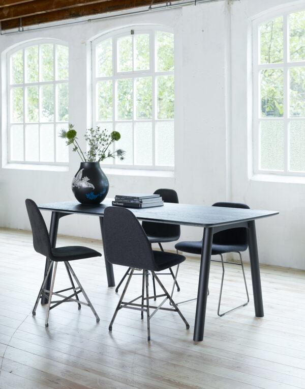 Zwarte tafel Breeze 1