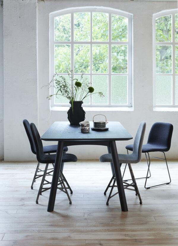 Zwarte tafel Breeze