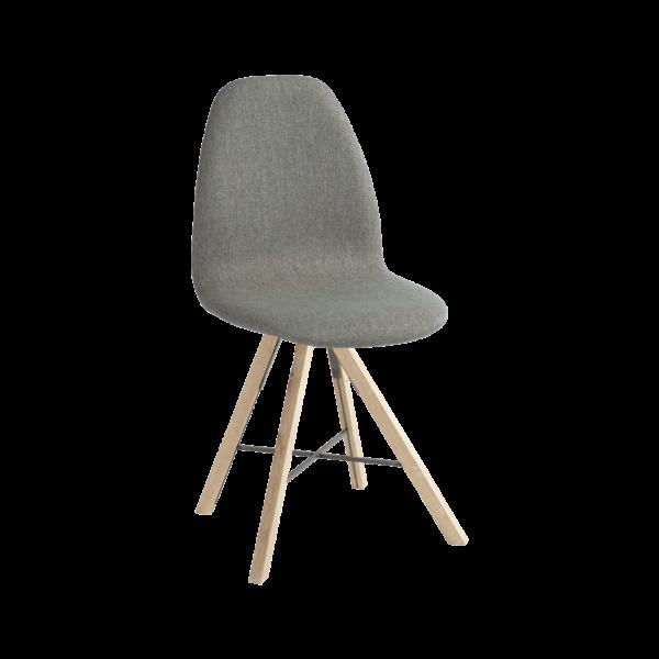 Chair Square wood Callum 17